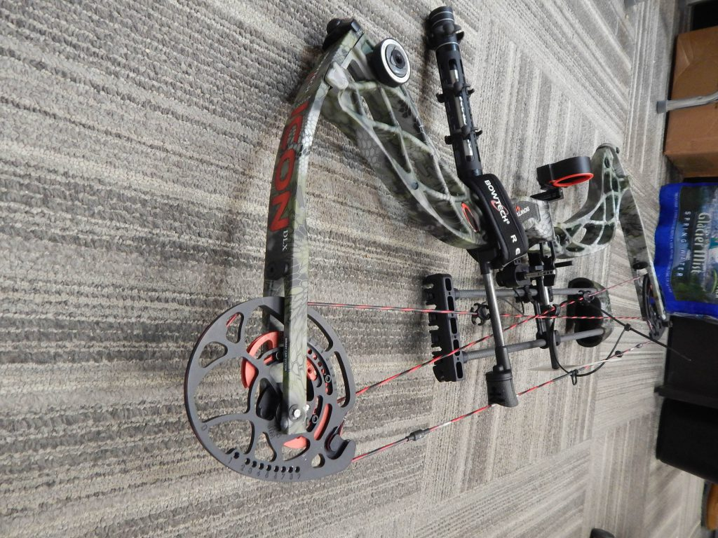 Bowtech Icon DLX 60#