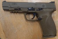 Smith & Wesson M&P 5 9MM FDE