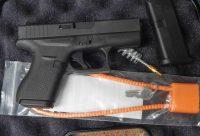 Glock 42 3 .380ACP
