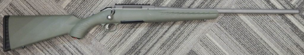 Ruger American 22  6.5CM