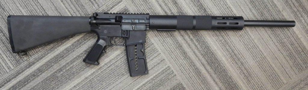 Franklin Armory FAI-15 20 .17WSM