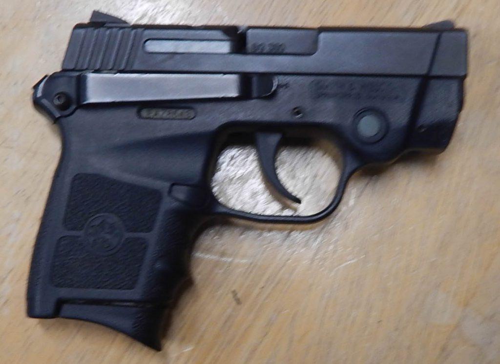 Smith & Wesson Bodyguard 2.75 .380ACP