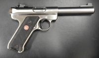 Ruger Mark III Target 5 .22LR