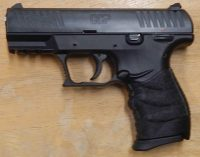 Walther CCP 3.54 9MM
