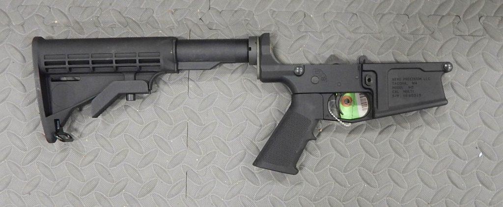 Aero Precision AR10 Complete Lower