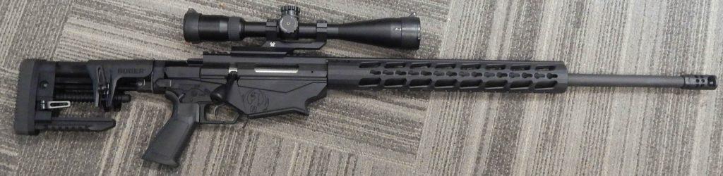Ruger Precision Rifle 26 6MM Creedmoor