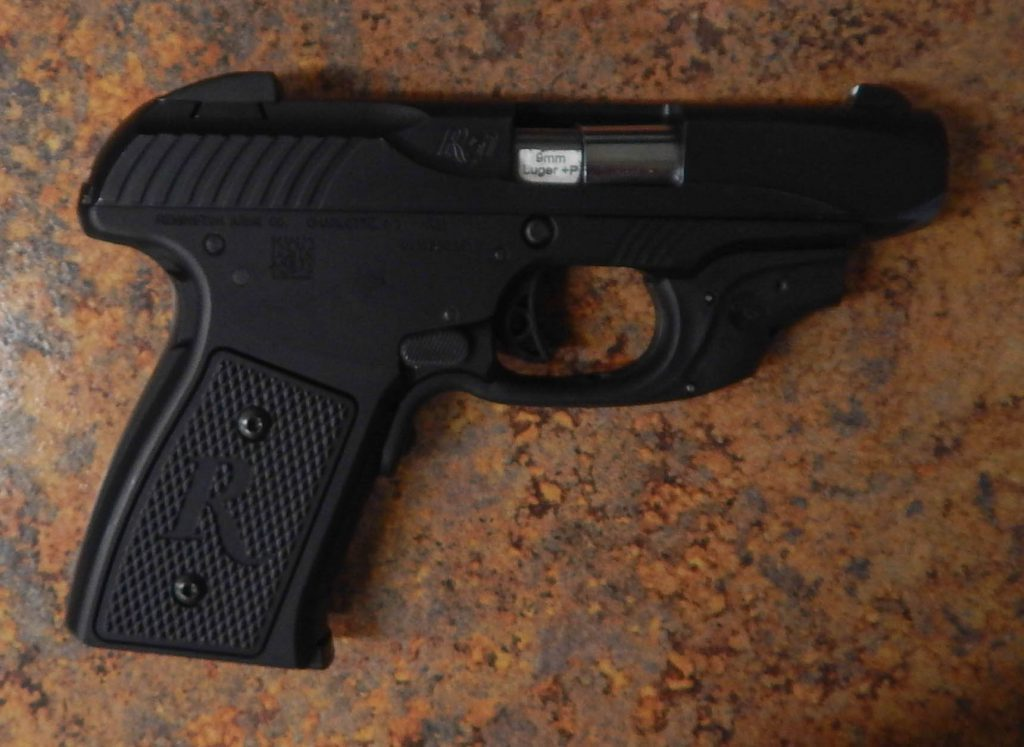 Remington R51 3.4 9MM