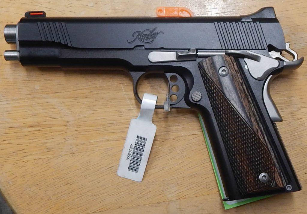 Kimber LW 1911 5 .45ACP