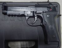Beretta 92X 4.7 9MM FS 17RD Rail J92R921