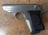 Walther PPK 3.125 .380ACP Stainless