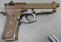 Beretta M9A3 5 9MM FDE J92M9A3GM