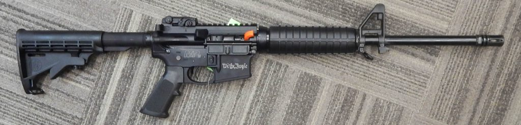 Smith & Wesson M&P 15 Sport II We The People 16 5056