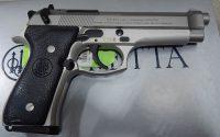 Beretta 92FS Inox 4.9 9MM