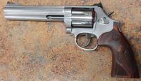 Smith & Wesson 686 deluxe 6in stainless steel .357 150712
