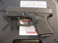 Glock 26 generation 4 9mm 3.49in PG2650201