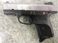 Ruger SR9C 3.5in 9mm stainless steel