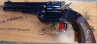 Uberti 1875 Schofield #2 5in blued .45LC top break 348550