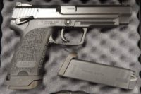 H&K USP Expert 9mm 5in with jet funnel
