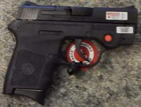 Smith & Wesson Body Guard .380acp 2.75in with laser no safety 10265
