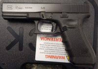 Glock 17 gen 4 MOS 9mm 4.49in