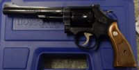 Smith & Wesson 17 Classic .22lr 6in