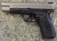 Springfield Armory XD Mod 2.0 5in 9mm duotone