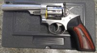 Ruger GP100 .22lr 5.5in stainless steel