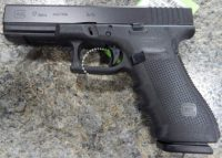 Glock 17 gen 4 4.49in 9mm with H.D. night sight PG1750303