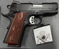 Springfield Armory 1911 EMP 9mm 3in Armory Kote PI9208L