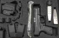 Springfield Armory XDm .45acp compact 3.8in with gear