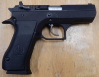 Magnum Research IWI Baby Eagle 9mm 4in