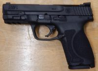 Smith & Wesson M&P 2.0 compact 9mm 4in 11683