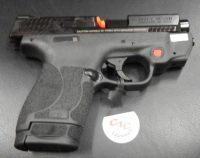 Smith & Wesson M&P Shield 2.0 9mm 3.125in with crimson trace laser 11673