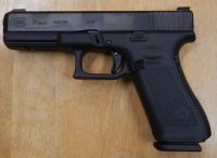 Glock 17 gen 5 9mm 4.49in with HD night sights