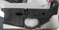 Spikes Tactical SNOWFLAKE lower AR-15