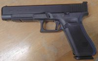 Glock 34 GEN 5 5.34in 9mm MOS optic ready