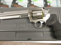 Ruger GP100 .357 6in stainless steel 1707