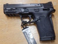 Smith & Wesson M&P Shield .380 EZ Frame Safety 11663