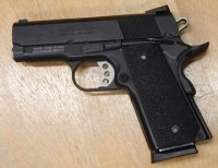 Smith & Wesson 1911 Pro Series 3in .45acp