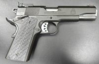 Springfield Armory 1911 Range Officer Elite Target 5in .45acp PI9128E