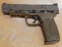 Smith & Wesson M&P 2.0 9mm 5in FDE