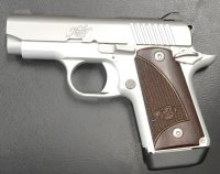 Kimber Micro 9mm stainless steel 3