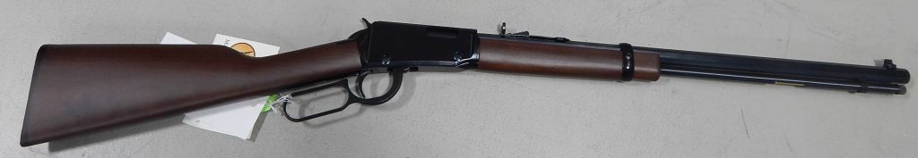 Henry lever action .22wmr 19