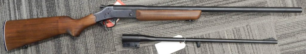 Rossi M12 combo .22lr and 12 gauge