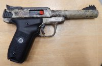 Smith & Wesson Victory 5.5