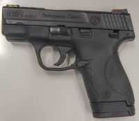 Smith & Wesson M&P Shield performance center 3.125