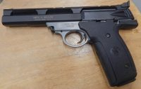 Smith & Wesson 22A 6
