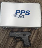 Walther PPS First Edition 9mm 3.2