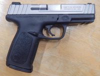 Smith & Wesson SD40VE 4
