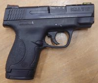 Smith & Wesson M&P Shield performance center 9mm 3.1